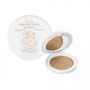avene-compact-teinte-sable-peaux-intolerantes-spf50-10g