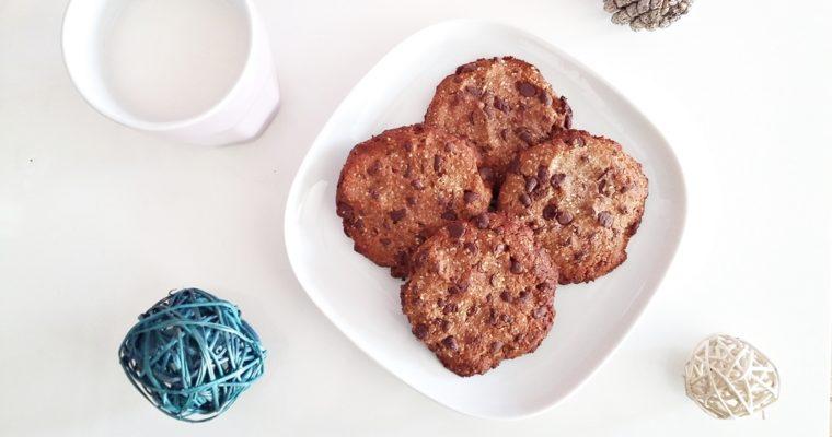 Les meilleurs cookies au chocolat sans gluten au monde