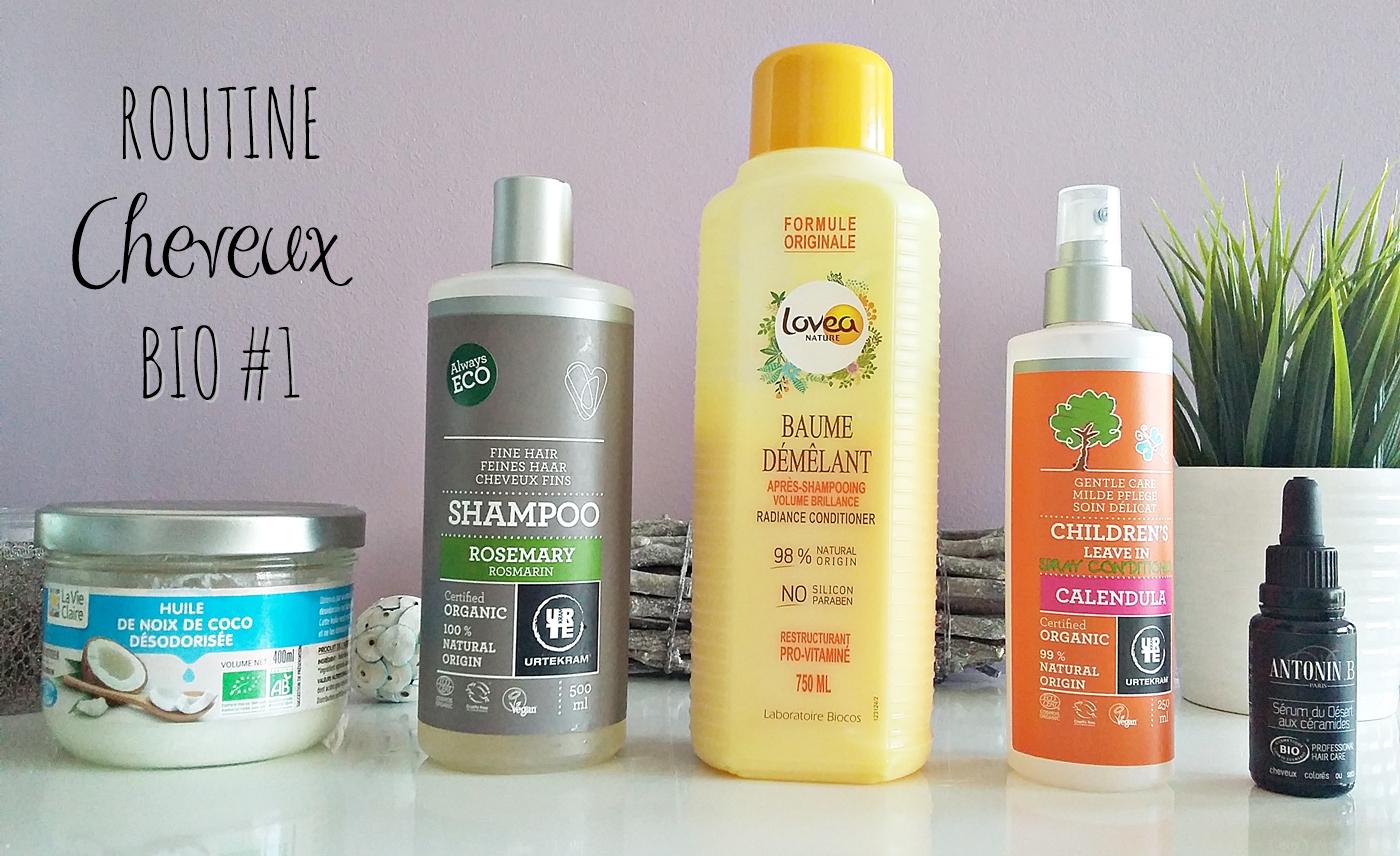 Une routine naturelle et bio pour des cheveux éclatants de beauté en 5 étapes