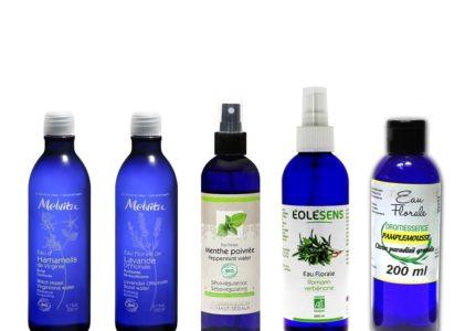 5 hydrolats anti acné