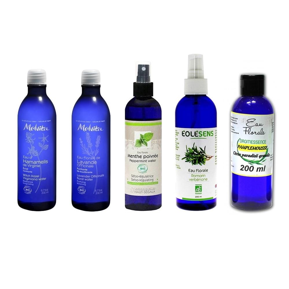5 hydrolats fabuleux pour peau grasse et acnéique