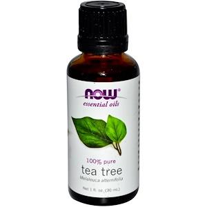 huile essentielle acné tea tree