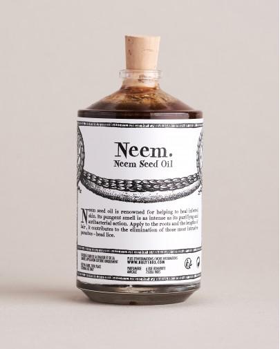 huile-de-neem anti acné
