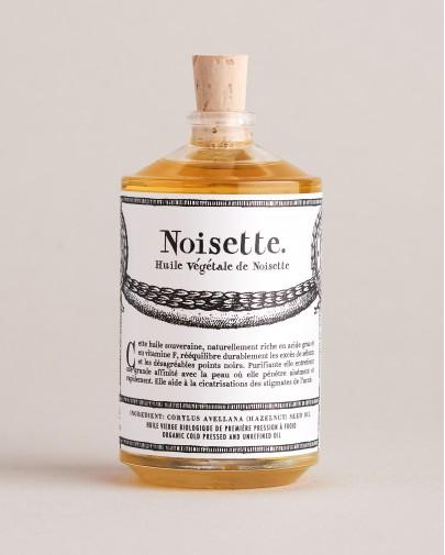 huile noisette anti acné