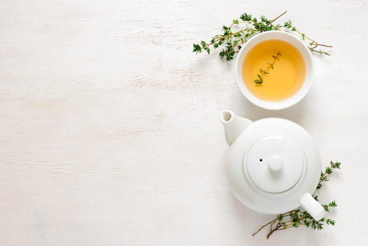 le thé, la plus anti-oxydante des boissons santé