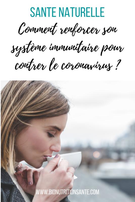 renforcer systeme immunitaire coronavirus